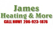 James Heating & More