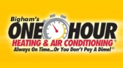Bigham's One Hour Heating and Air Conditioning