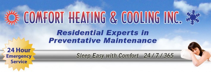 Comfort Heating & Cooling, Inc.