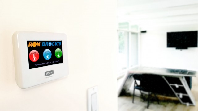 Bryant Evolution Connex Thermostat