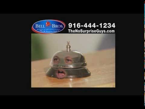 Funny commercial - Bell Brothers