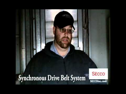 Synchronous Belt Drive System - SECCO Inc.