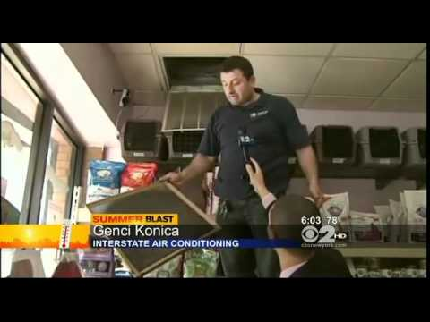 Interstate Air Conditioning & Heating On CBS NEWS