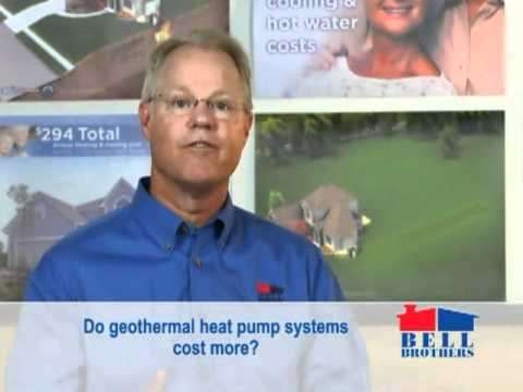 Geothermal Home Heating and Cooling