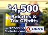 Cook's Air Conditioning & Heating Specialists