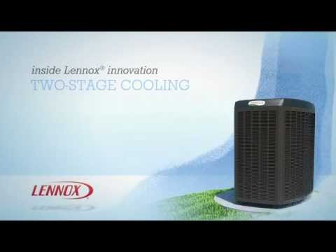 Lennox HVAC Two Stage AC Cooling
