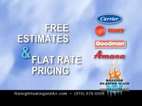 Raleigh Heating and Air Commercial