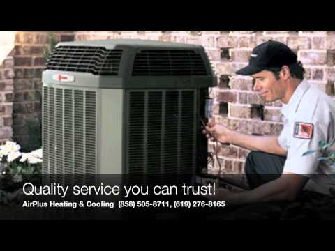 San Diego Air Conditioning and Furnace Maintenance