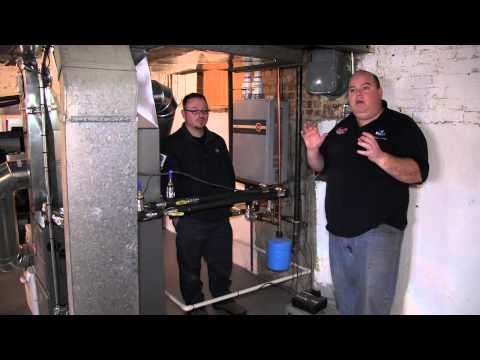 What is a Hydronic Forced Air Heating System: Chicago Hydronic Heating System Explained - Part 1